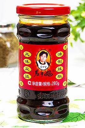 陶华碧老干妈豆豉油辣椒酱280g*24