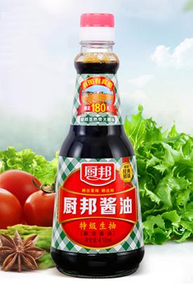 厨邦酱油410ml*12