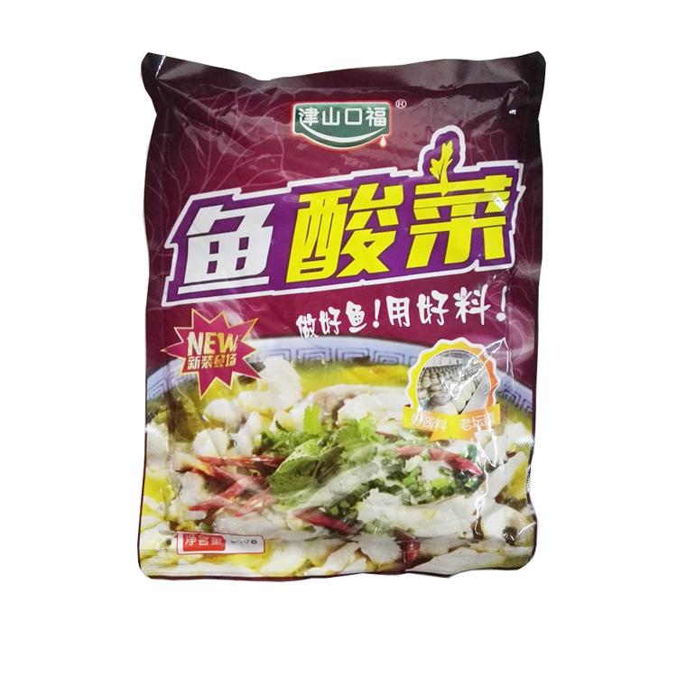 津山口福鱼酸菜